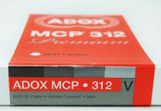 "ADOX MCP 312RC 7x9.5"" Semi-Matt 100"